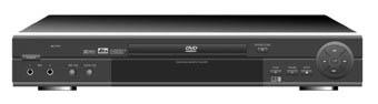 DVD-Audio und SACD integriert