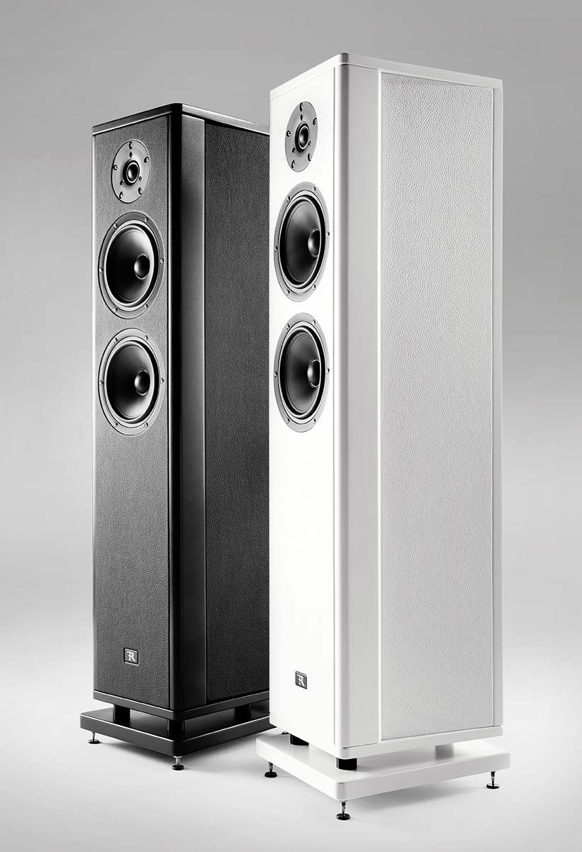 Rosso Fiorentino - Lautsprecher aus Italien