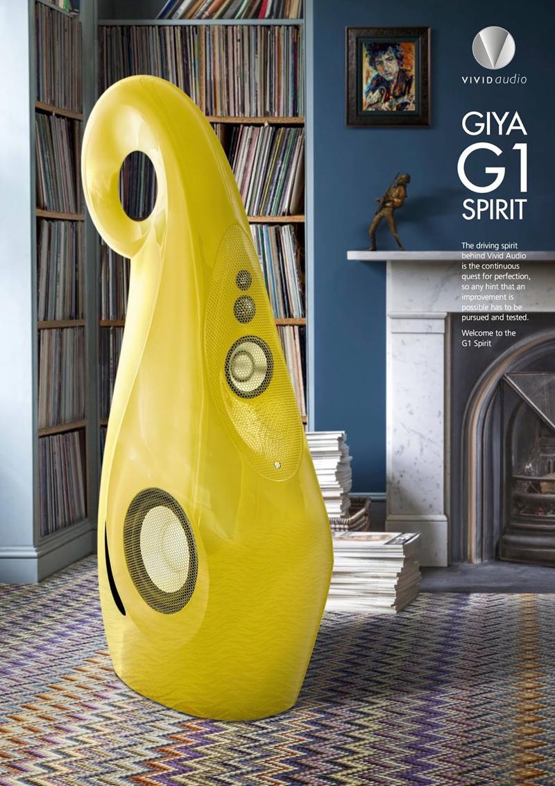 GIYA G1 SPIRIT von Vivid Audio