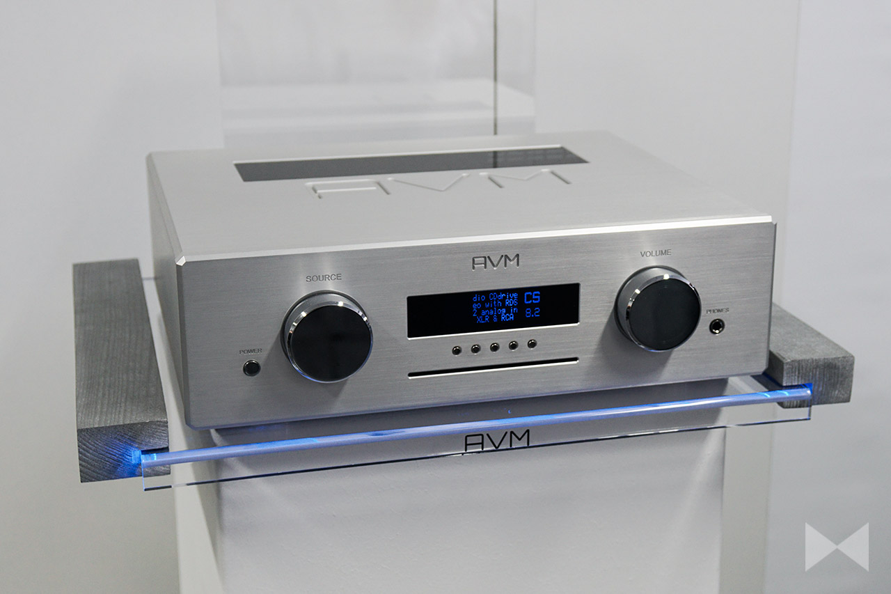 AVM OVATION CS 8.2 - HEUTE EINGETROFFEN Die Superlative der All-In-One-Systeme