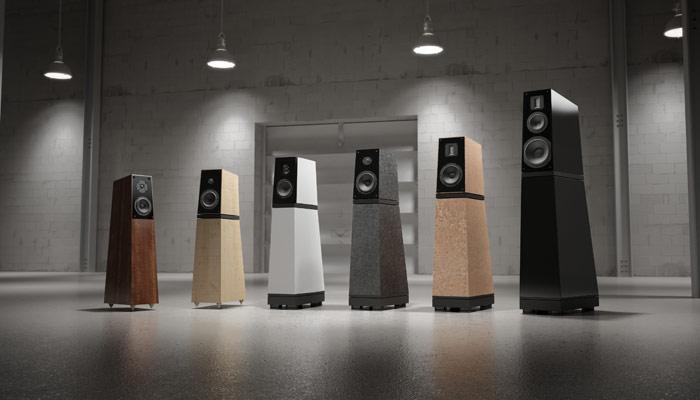 VERITY AUDIO - eine bemerkenswerte Lautsprecherfamilie