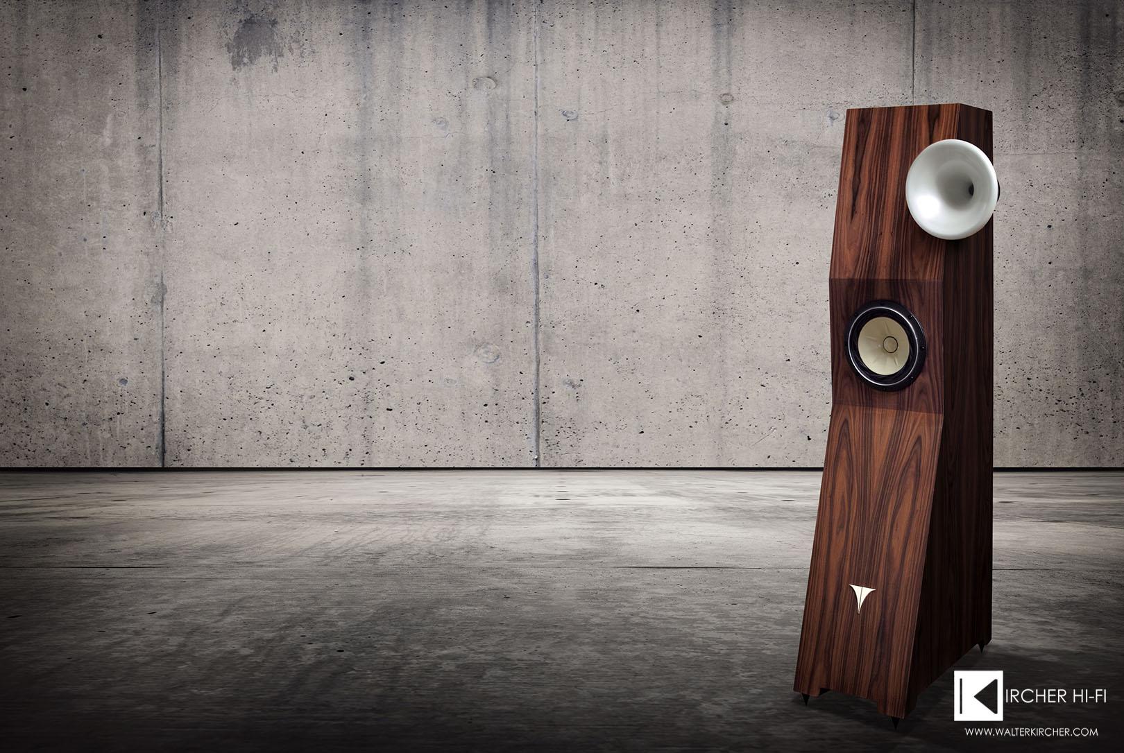 TUNE AUDIO Marvel Hornlautsprecher - 97dB an 1 Watt