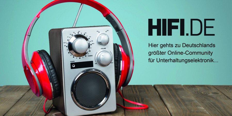 800.000 Nutzer des HIFI-FORUMs erhalten neue Einstiegsseite