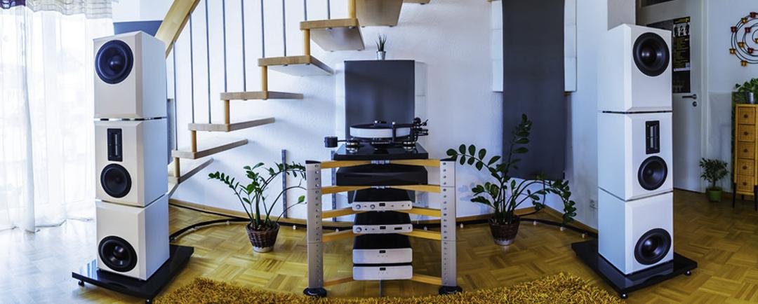 Sky Audio Verdade - die audiophile Wahrheit mit aktivem Bassmanagement