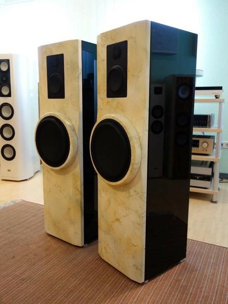 Ikon Akustik - Die höchste Kunst des Lautsprecherbaus
