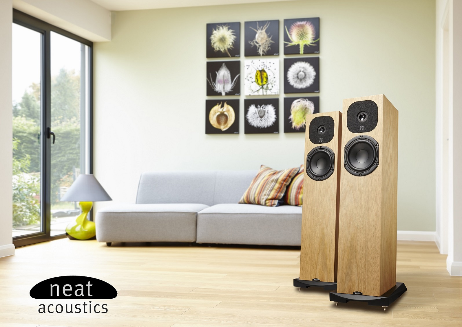 NEAT Acoustics - Lautsprecher made in UK