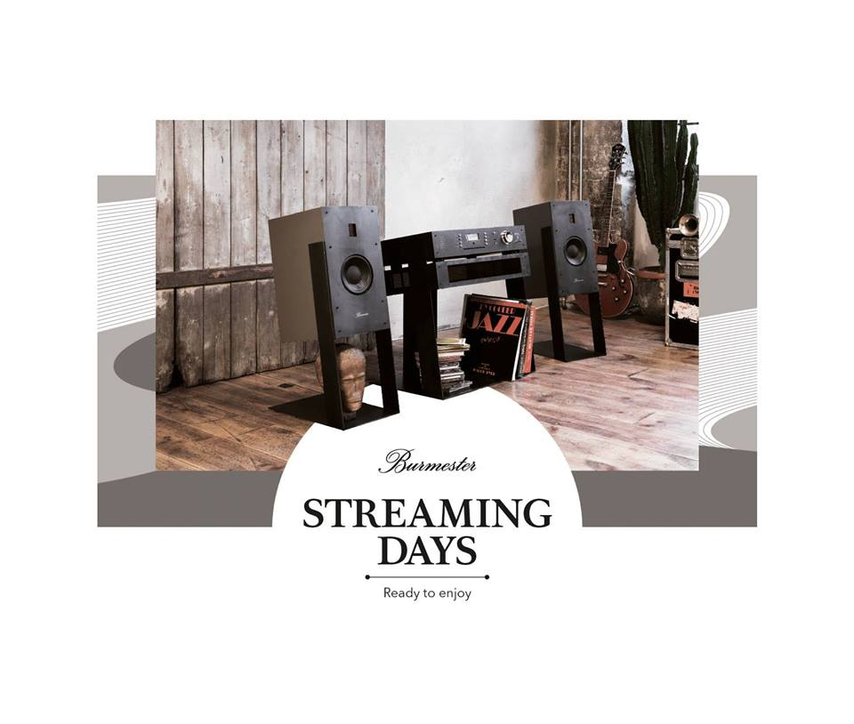 Burmester Streaming Day | 18.11.2017 in Baiersdorf bei Nürnberg