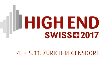 HIGH END® SWISS 4. + 5. NOVEMBER 2017 ABSCHLUSSBERICHT