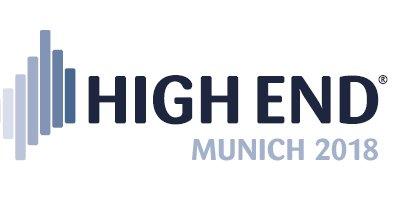 Die HIGH END® als weltweite Leitmesse der Audiobranche HIGH END® 2018 (10. - 13. MAI 2018)