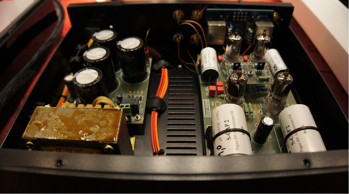 Phonovorverstärker NATALIJA 2
