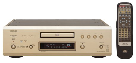 DVD-Audio/Video Player  von DENON