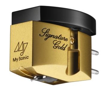 STATE OF THE ART MC-Tonabnehmer MY SONIC LAB Signature Gold