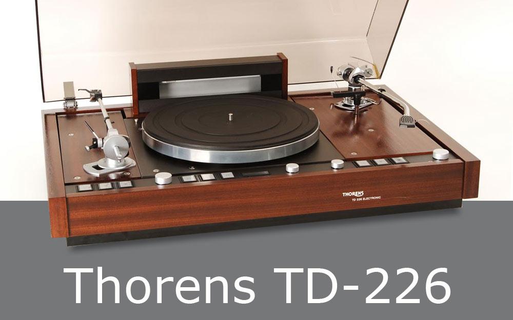 Thorens TD-226 (31.01.2019 von Spring Air HiFi) | Neuheit auf audio-markt.de