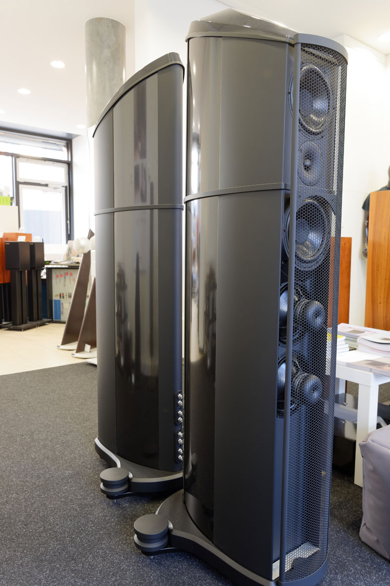 Traumlautsprecher: Wilson Benesch Resolution