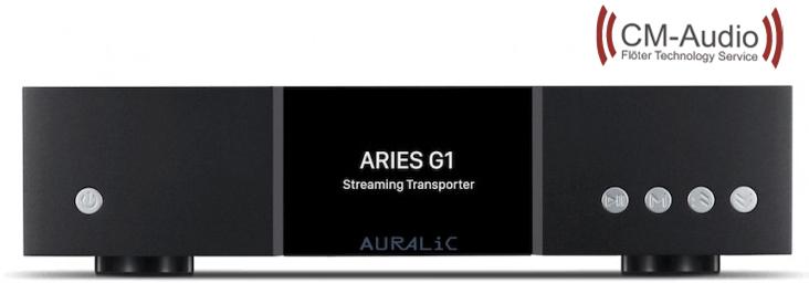 Auralice Aries G1  Streaming Bridge - Jetzt zu Hause selbst testen