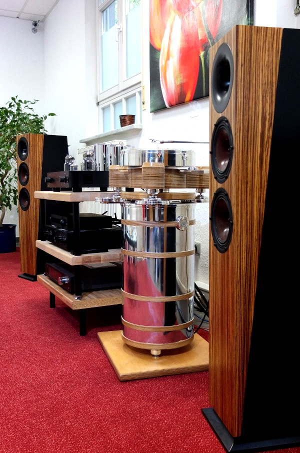 Acoustic Solid bei Highend-Obsession