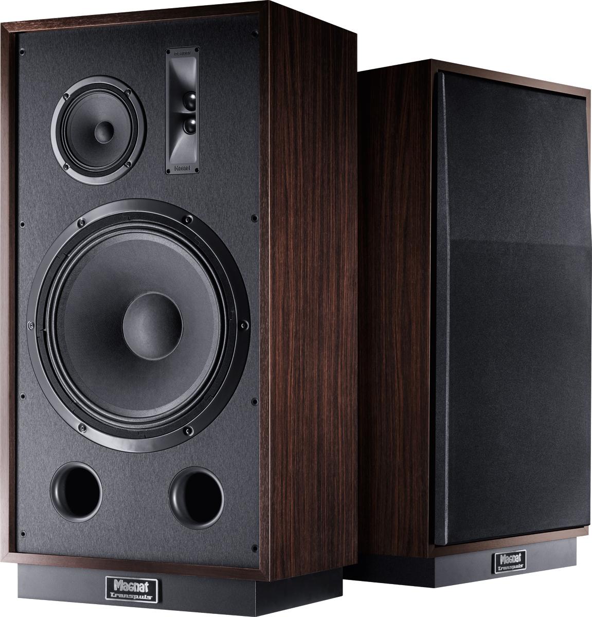 Retro Lautsprecher mit hohem Wirkungsgrad