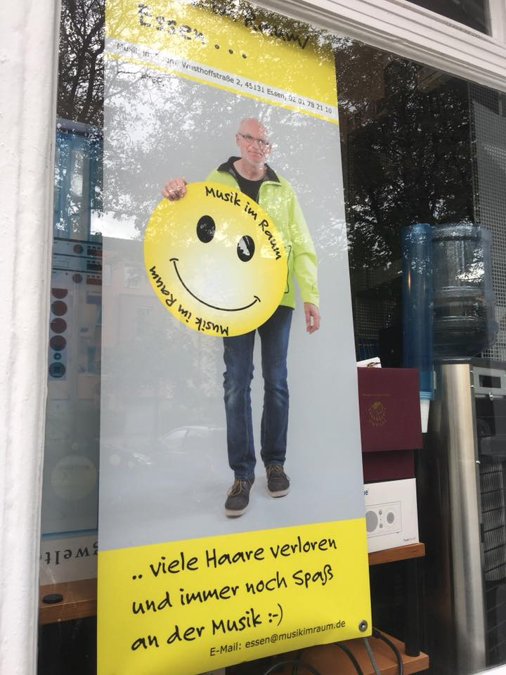 Neuer ACOUSTIC ENERGY Händler in Essen