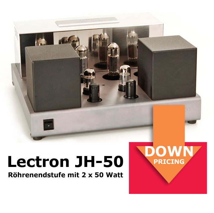 Down Pricing Artikel: Röhrenendstufe Lectron JH-50  Lectron JH-50
