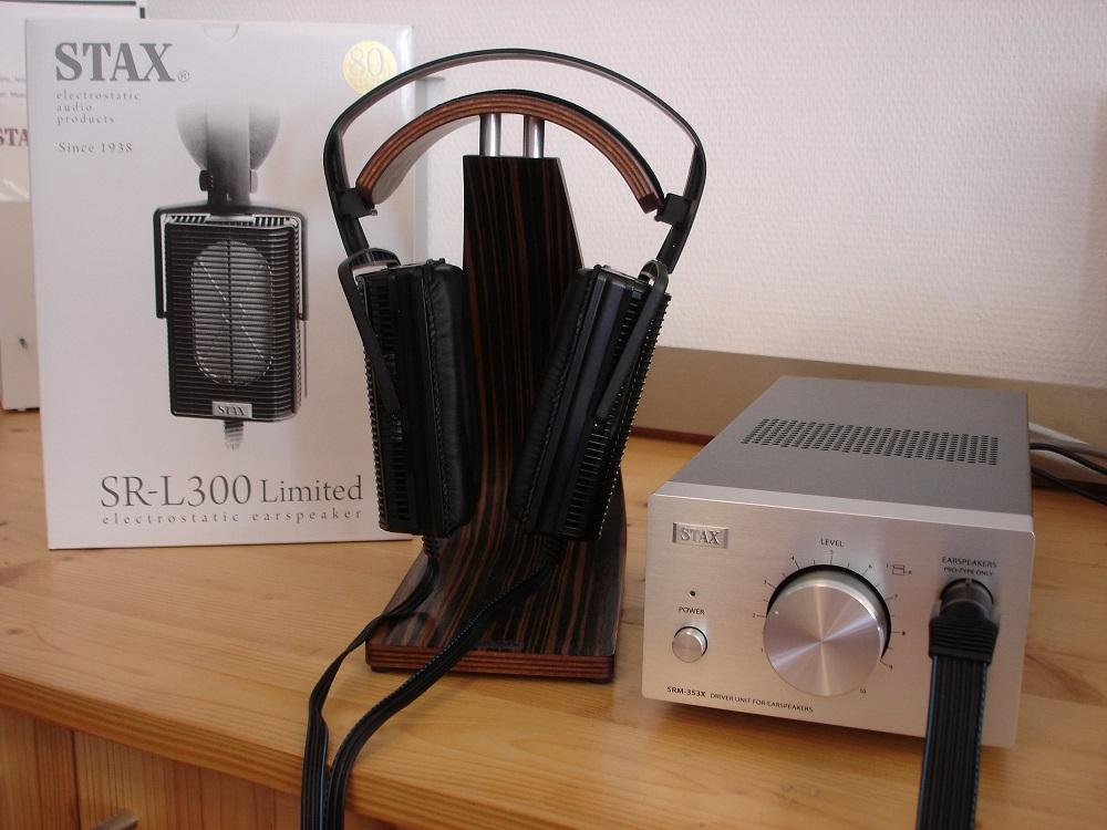 Nur noch 1 Stück vorrätig - STAX 80th ANNIVERSARY Headspeaker