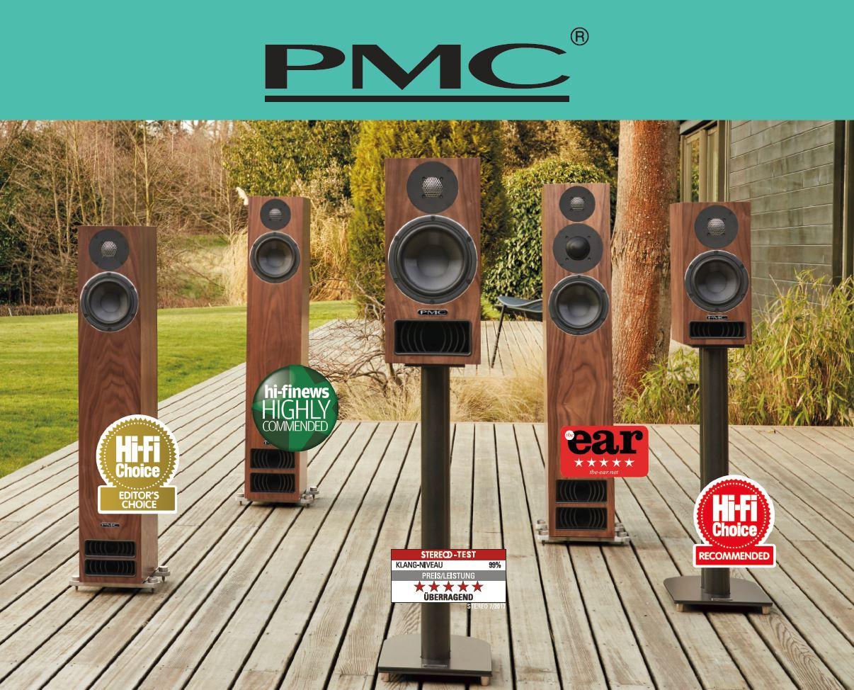 PMC Lautsprecher Vollsortiment PMC Twenty5 Serie
