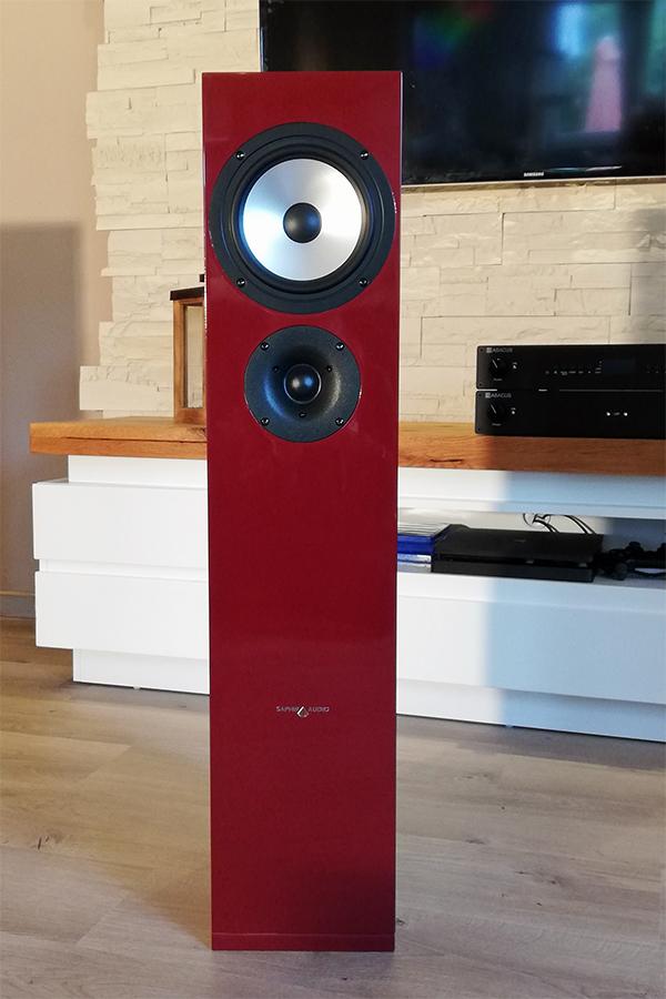 Saphir Audio STAR & ABACUS Ampollo Dolifet