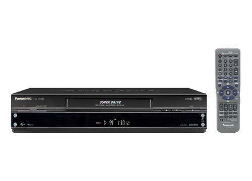 Cleverer S-VHS-Videorekorder zum kleinen Preis