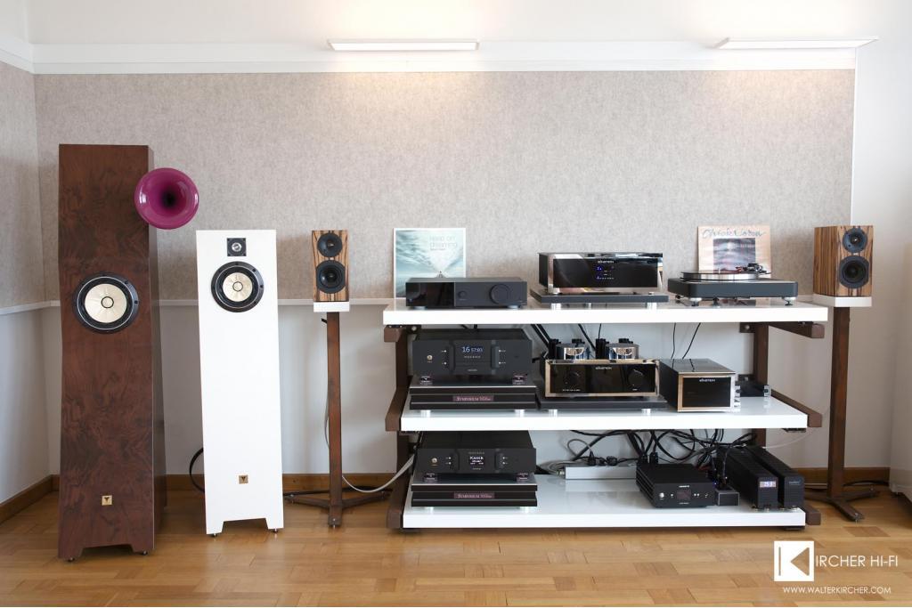 ROCKNA AUDIO - digitale Weltklasse - analoger Sound!