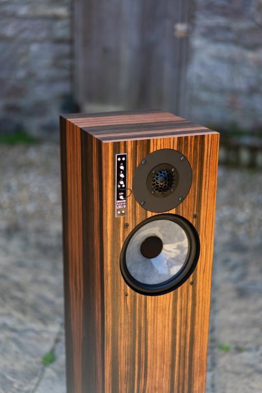 Die bekannten LS 5/9 BBC Monitore von Graham Audio...