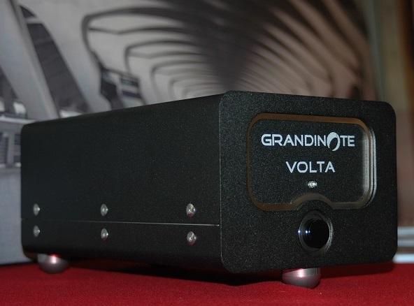 Musik und Videostreamer Grandinote Volta (Test Audio 04/19) bei uns in der Vorführung