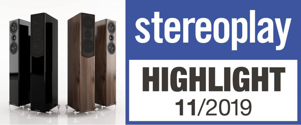 stereoplay Highlight: ACOUSTIC ENERGY AE 509