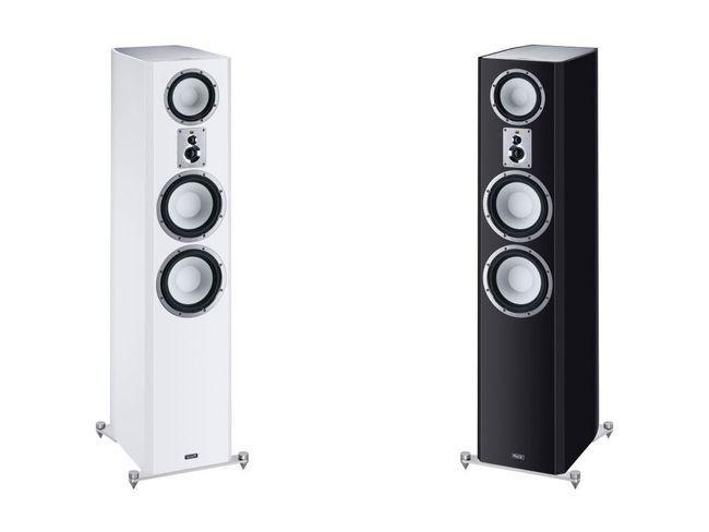 High - End Lautsprecher mit High - Res - Audio Zertifizierung