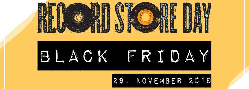Black Friday und 12 Jahre Musikkammer