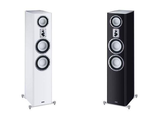High - End Lautsprecher mit High-Res Audio Zertifizierung