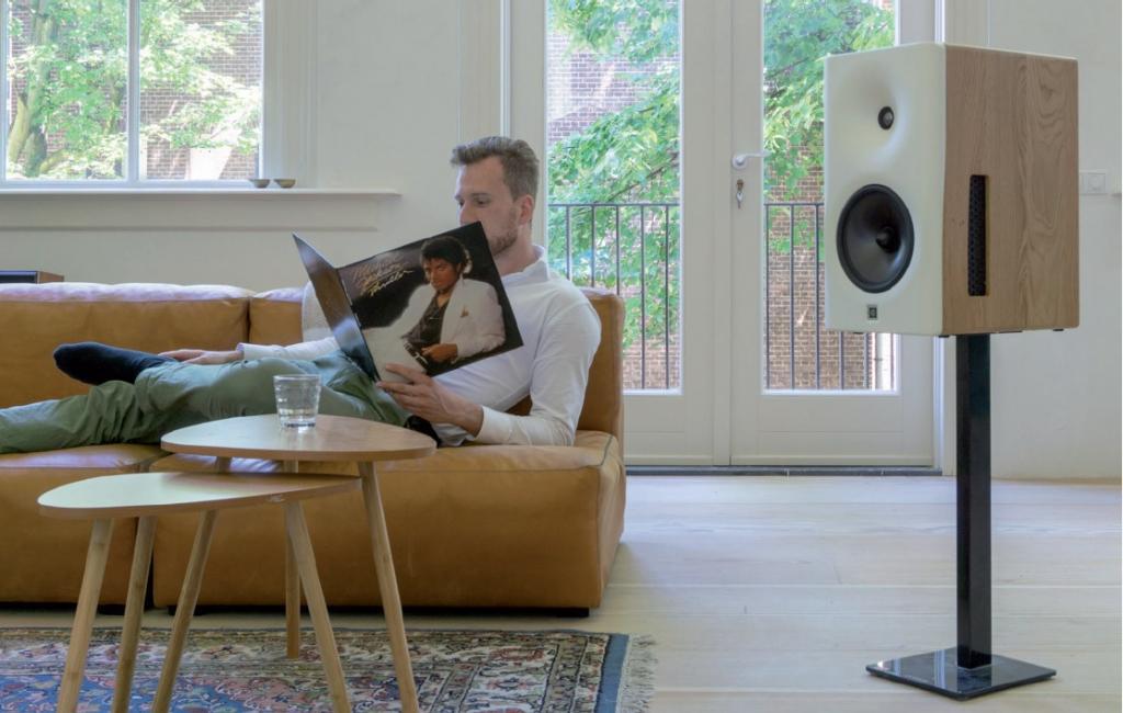 Dutch & Dutch 8C TechTalk mit Martijn Mensink beim Litemagazin in Ratingen