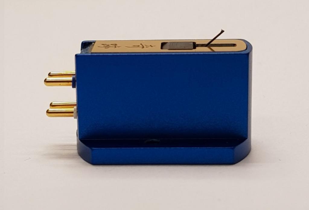 Andreas Wenderoth schreibt über das Kiseki Blue NS in der IMAGE-Hifi :