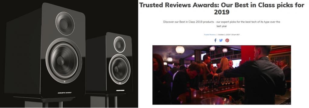 Trusted Review - active speakers 2019