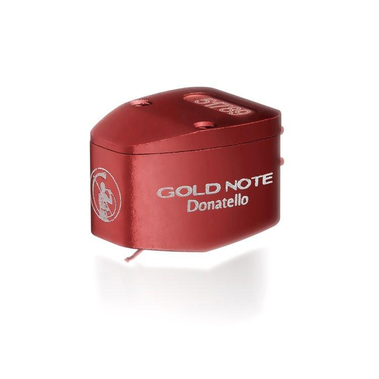 Gold Note Donatello Red