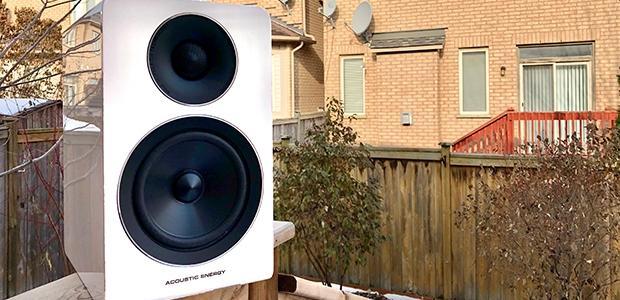 David's Take: Acoustic Energy AE300