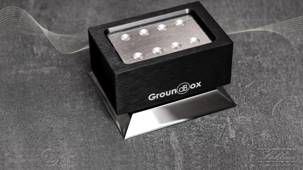 Das Subbase Konzept GroundBox [Gen.2]  |  Erdung mit System
