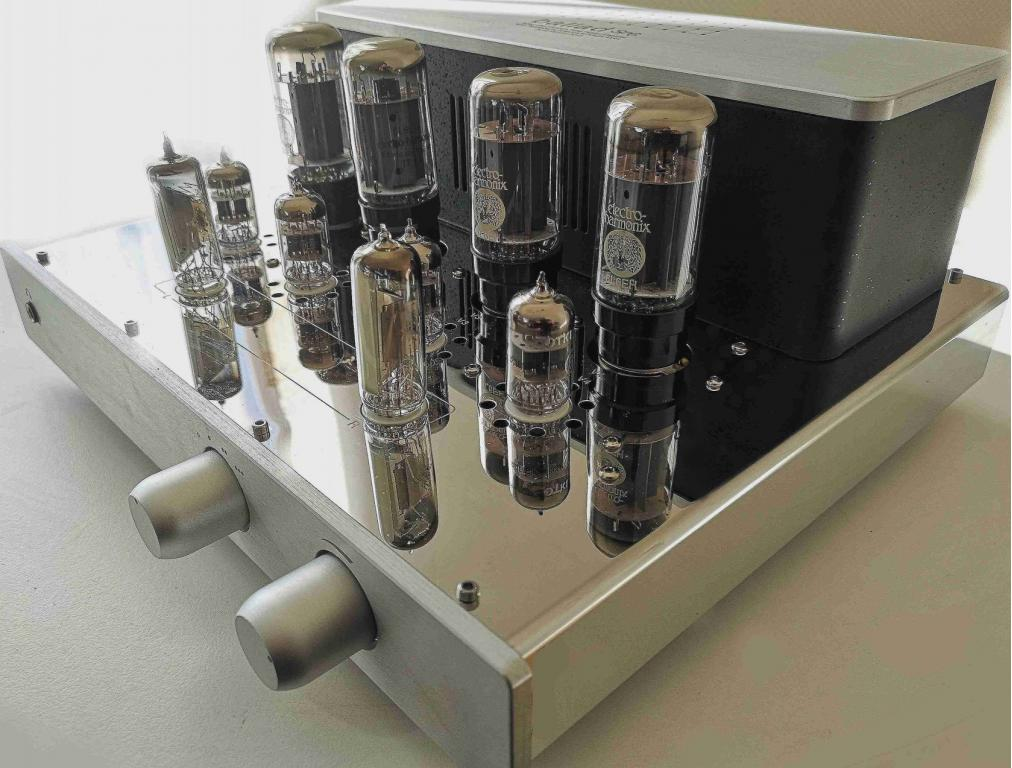 Ballad neuer Röhrenverstärker Vacuume Tube Amplifier komplett für 899,-Euro