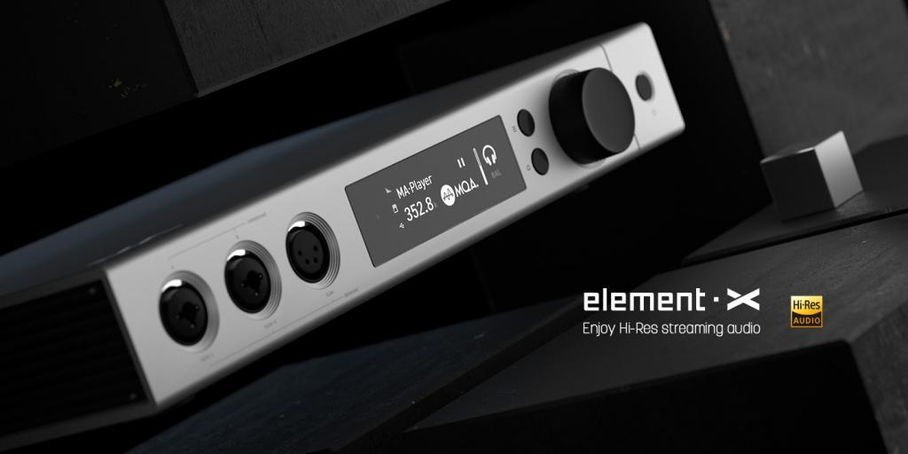 ELEMENT X von Matrix Audio
