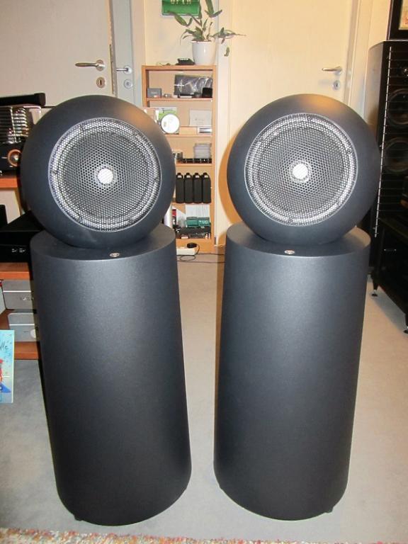 Gradient 1.4 Lautsprecher