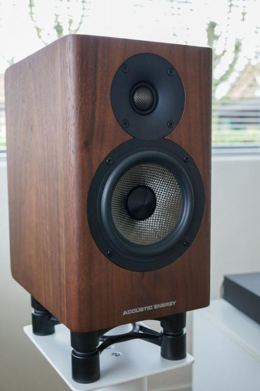 ACOUSTIC ENERGY AE 500 bei Alpha Audio ACOUSTIC ENERGY - Kompaktlautsprecher AE 500 bei Alpha Audio