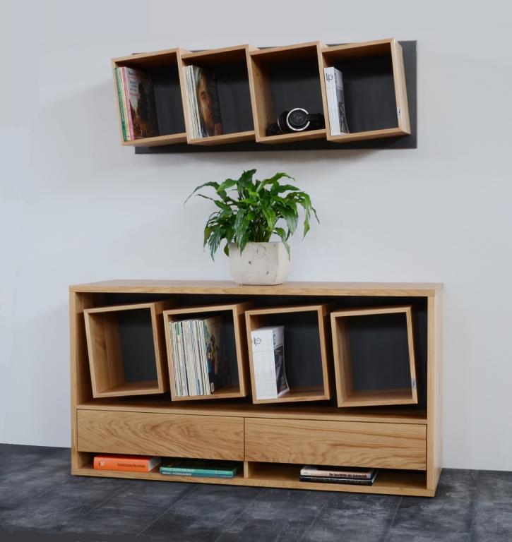 Sinfonic Audio Schallplatten Möbel - schonender können Sie Ihre Sammlung nicht präsentieren!