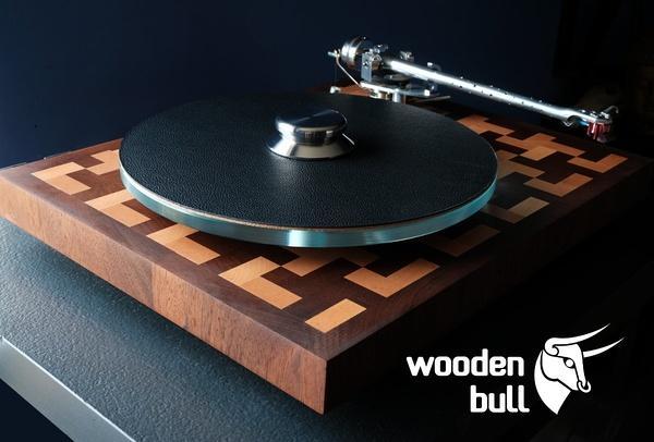 Woodenbull Turnable Mat
