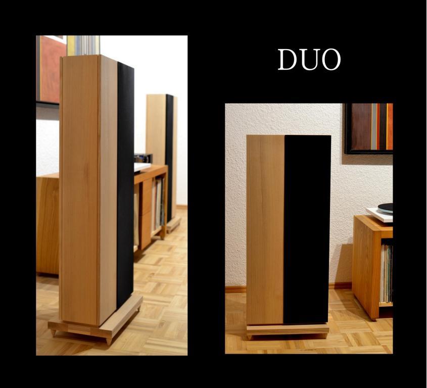 DUO HighEnd Lautsprecher