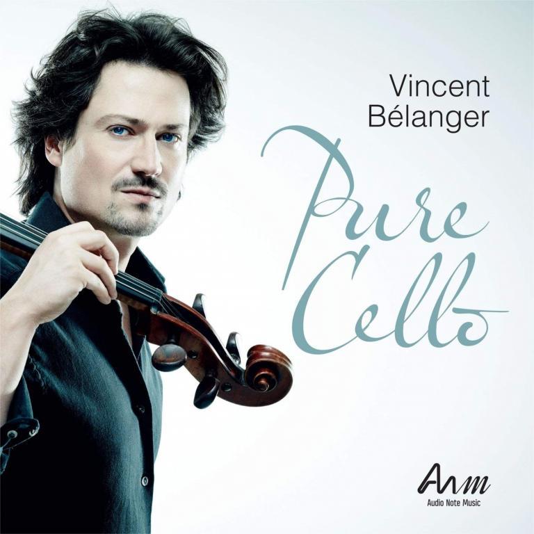 Solo Konzert mit Weltklasse Cellist Vincent Bélanger