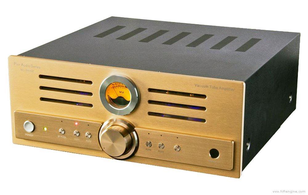 PIER Audio MS 680 - Klang und Kraft