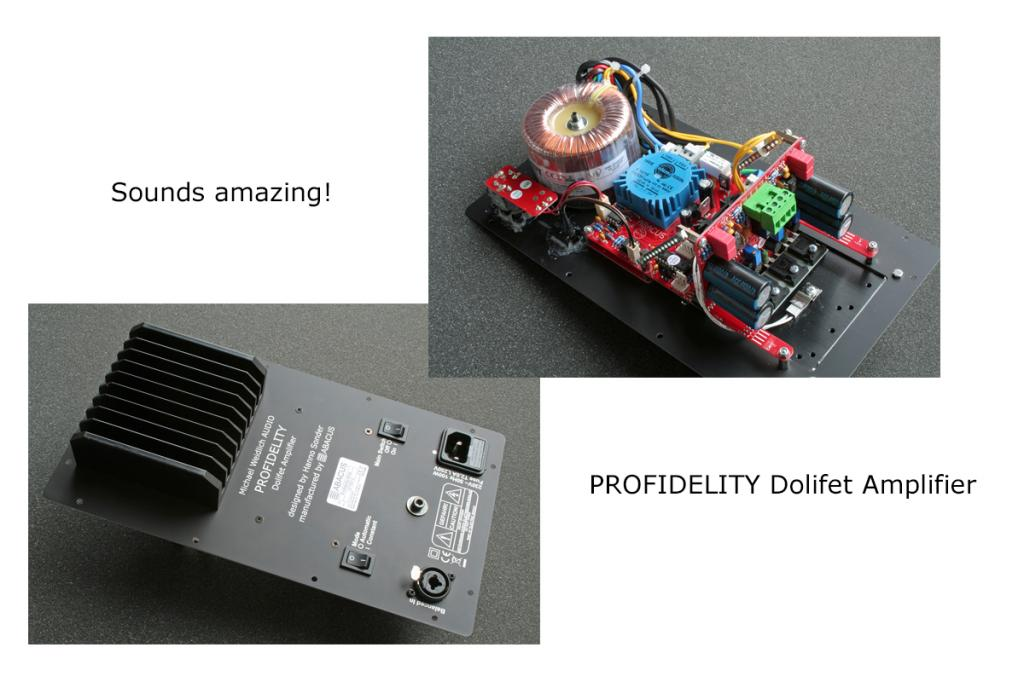 PROFIDELITY Dolifet Amplifier